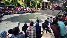 Musik Klasik Mengalun di Taman Asri Bandung