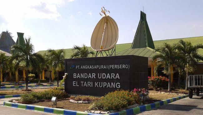 Manajemen AP I Bandara El Tari Kupang menyebut maskapai Citilink dan Lion Air menutup rute terbang mereka sementara pada periode larangan mudik.