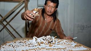 Survei Bea Cukai: 14.667 Buruh Rokok Dirumahkan dan Kena PHK