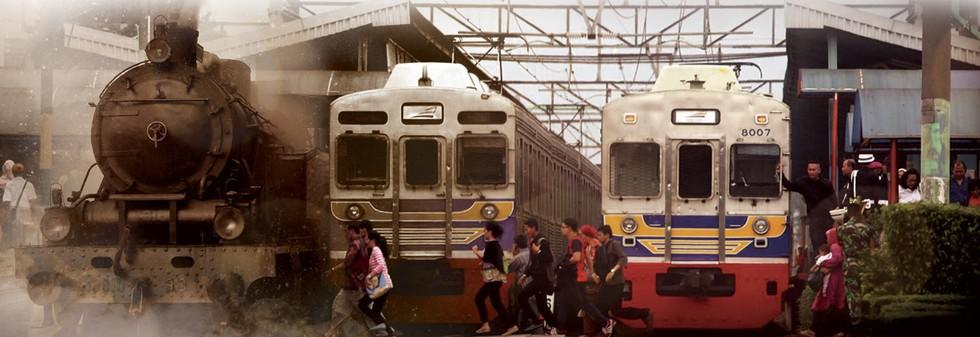 Kereta Setelah 151 Warsa