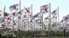 Bank Korea Selatan Pangkas Bunga Acuan Jadi 0,5 Persen