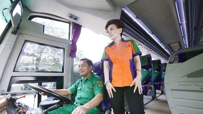 Penurunan jumlah pengguna angkutan umum darat bisa mencapai 20 hingga 30 persen dibandingkan tahun-tahun sebelumnya.