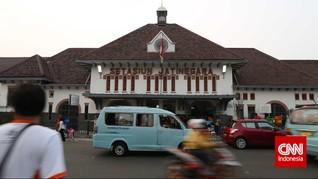 KAI Sebut Depo Lokomotif Jatinegara Bukan Cagar Budaya