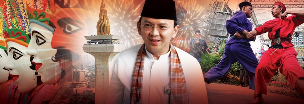 Selamat Ulang Tahun Jakarta!
