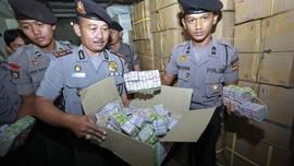 Polisi Razia Petasan Jelang Natal dan Tahun Baru