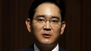 Pengadilan  Korsel Bebaskan Pewaris Samsung