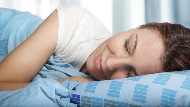 Perempuan Butuh Tidur 20 Menit Lebih Lama dari Pria