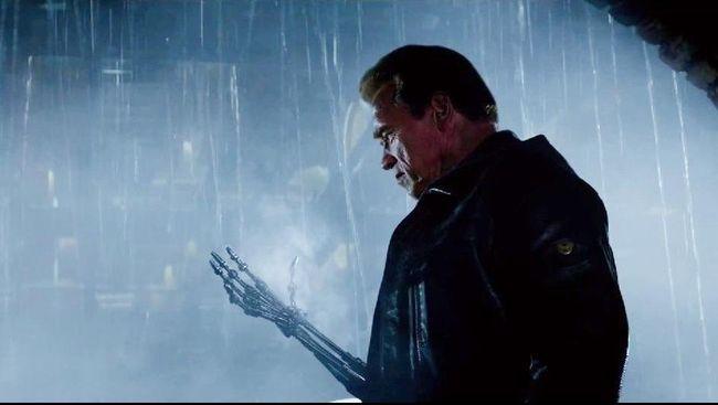 Film 'Terminator: Dark Fate' akan ditayangkan selama lima menit di helatan Indonesia Comic Con 2019.