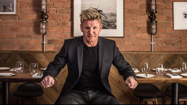 Selebriti chef Gordon Ramsay