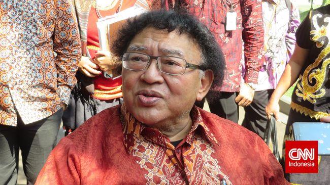 Eks Jubir Presiden ke-4 RI Abdurrahman Wahid alias Gus Dur, Wimar Witoelar (WW), meninggal dunia pada usia 75 tahun.