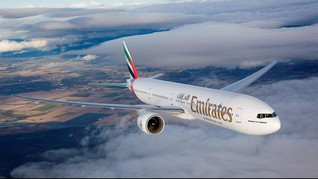 Dampak Corona, Emirates Airlines PHK Karyawan