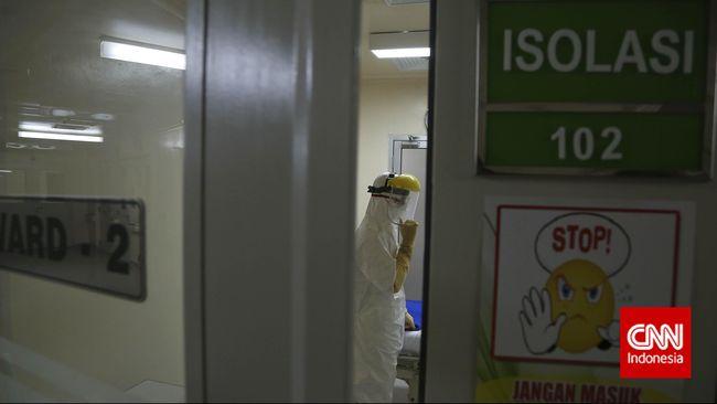 RSPI Sulianti Saroso menyatakan dua pasien asal Depok yang dinyatakan positif virus corona (Covid-19) kini sudah tidak demam maupun sesak nafas.