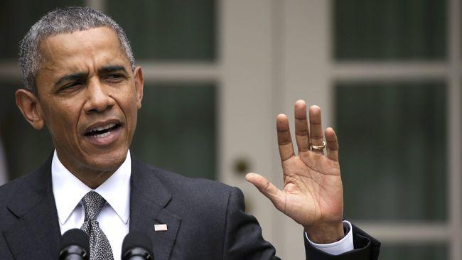 Obama tidak sengaja mengatakan AS melatih tentara ISIS. Upaya perbaikan oleh Gedung Putih dalam transkrip malah menambah janggal kalimat tersebut.