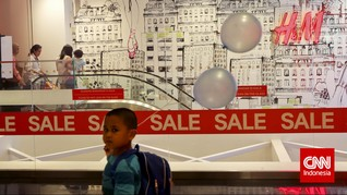 H&M 'Cerai' dengan Pemasok China Gara-gara Isu Kerja Paksa