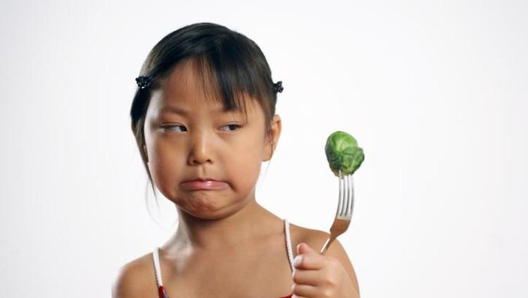 Anak susah banget makan sayur? Hmm jangan-jangan kita penyebabnya.