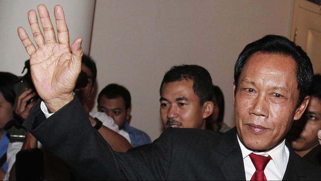 Sutiyoso mengaku ditanyai Presiden Jokowi tentang konflik kepemimpinan di partai politik politik yang pernah dipimpinnya.