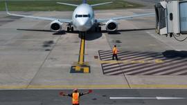 Corona, Penumpang Penerbangan Internasional Anjlok 5 Persen