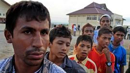 Etnis Rohingya di Malaysia Mohon Izin Kerja dan Sekolah