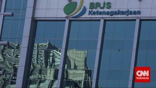 Diskon Iuran BPJS Naker Untungkan Perusahaan Tertekan Covid