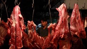 Kusut Rantai Pasok di Balik Lonjakan Harga Daging Sapi