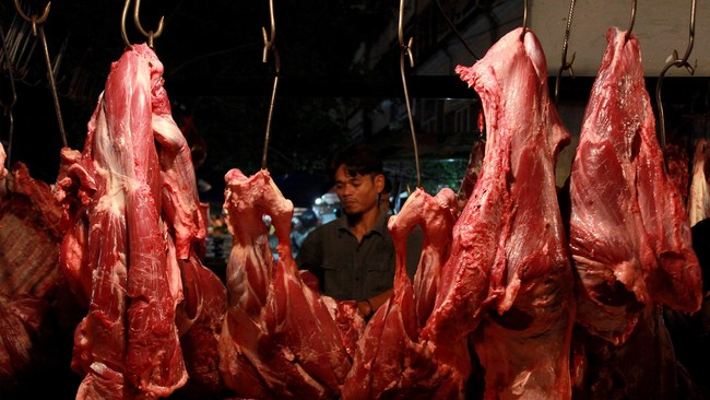 Benang Kusut Rantai Pasok hingga Lonjakan Harga Daging Sapi