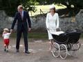 Merasakan Tinggal di Istana dan Jadi Tetangga Kate Middleton