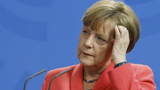 Mundur Dari Partai, Angela Merkel Tak Lagi Maju Pemilu
