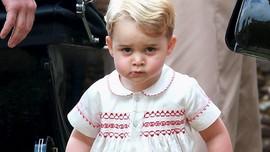 Ikuti Jejak Putri Diana, Pangeran George Senang Menari