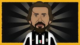 Jejak Langkah sang Legenda di Lapangan Turin