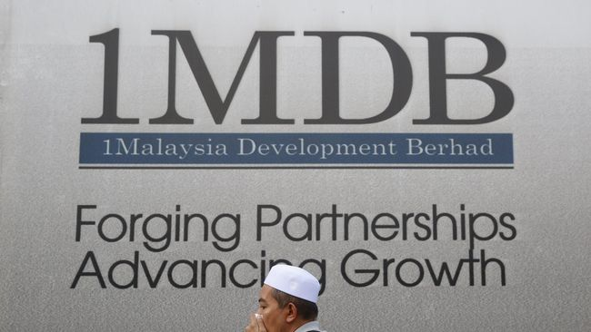 AS mulai mengembalikan uang US$200 juta atau setara Rp2,8 triliun ke Malaysia yang diperoleh dari penyitaan aset terkait skandal 1MDB.