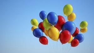 Meniup Balon dengan Memakai Ragi