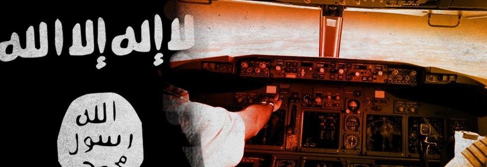 Pilot Indonesia Gabung ISIS