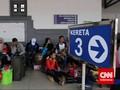 Jokowi Larang Mudik, KAI Setop Perjalanan Kereta Jarak Jauh