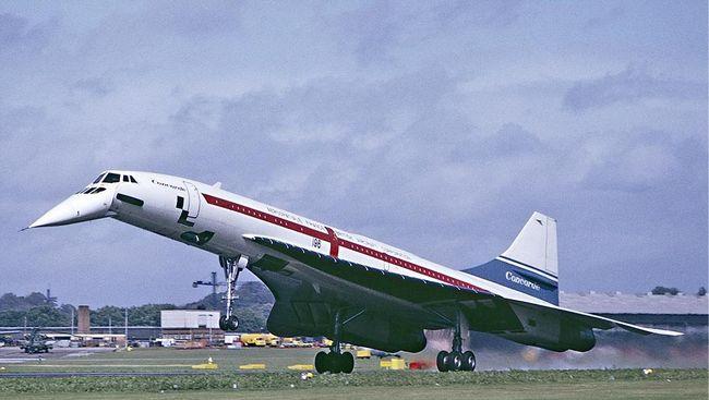 Pesawat Concorde (Dok. commons.wikimedia.org)