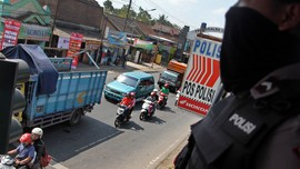 Polri Bentuk 59 Pos Jalur Jawa untuk Cegat Pemudik