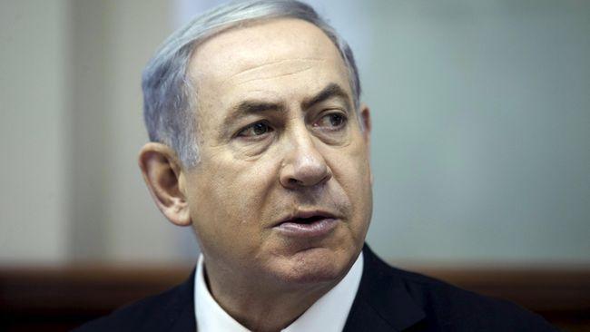 Perdana Menteri Israel, Benjamin Netanyahu, dilaporkan terjerat tiga kasus korupsi.