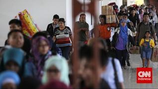 Polisi Jaring Ratusan Pemudik Tanpa Surat Antigen di Bali