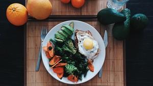 5 Menu Sarapan yang Efektif Turunkan Berat Badan