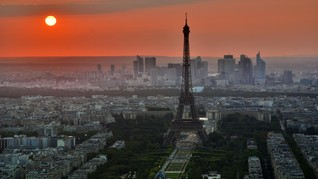 Kontraksi 3 Kuartal, Prancis Kian Terperosok ke Jurang Resesi
