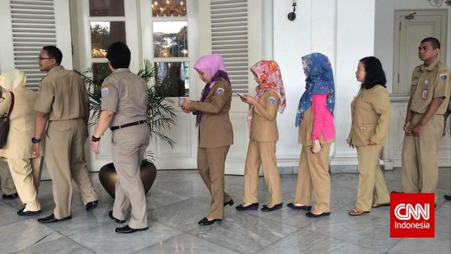 239 PNS Tak Minat Naik Jabatan, DPRD DKI Duga Akibat TGUPP
