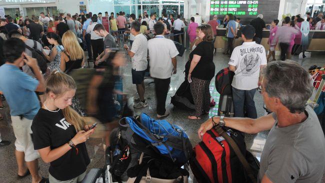 Pandemi Corona, Negara-negara Eropa Evakuasi Turis dari Bali