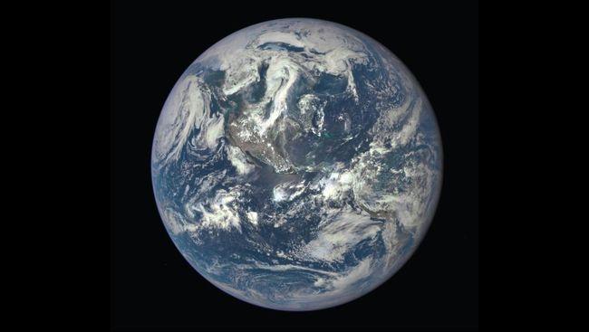 Peneliti memperkirakan umur Bumi mencapai 4,54 miliar tahun dengan margin error 50 miliar tahun.