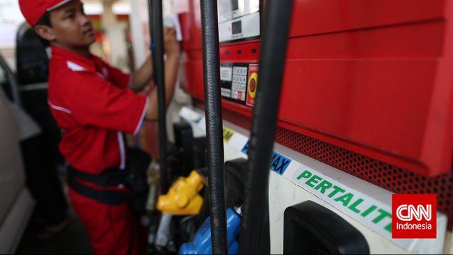 ESDM Pastikan Harga BBM Nonsubsidi Mulai Turun Pekan Depan