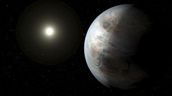 Ada Planet Raksasa Dekat Dengan Bumi