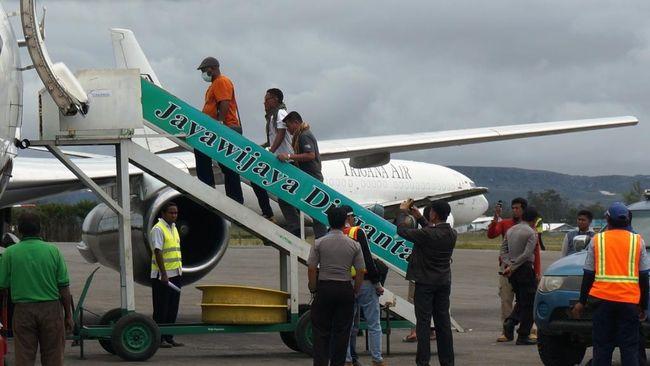 Alasan Keamanan Penerbangan Di Dua Lokasi Di Papua Disetop
