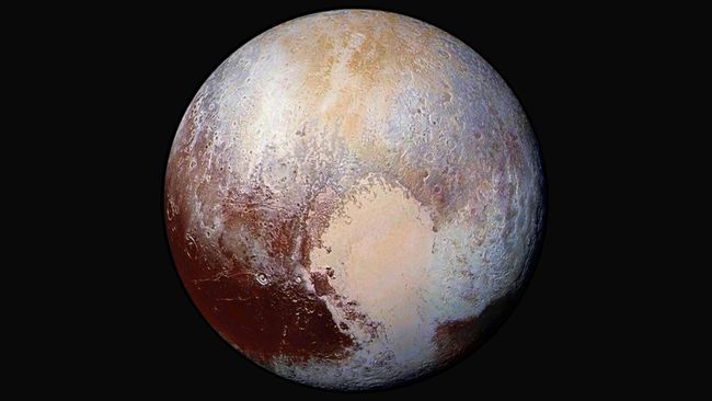 NASA Anggap Pluto sebagai Planet di Tata Surya