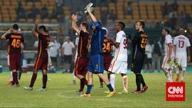 Pemain dan Pelatih AS Roma Sepakat Tak Digaji Empat Bulan