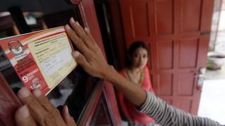 Cocokkan Data Pemilih Pilkada, KPU Sebar 400 Ribu Petugas