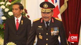 Temui Jokowi, Badrodin Sebut Demo Buruh Berjalan Aman