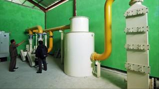 China Lirik Pembangkit Listrik Tenaga Sampah di Sulsel